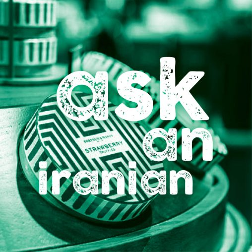 What souvenirs should I bring for my Iranian friends?