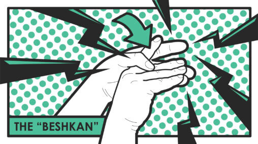 Ask An Iranian - The Iranian two-handed finger-snap - Do Iranians do it louder?