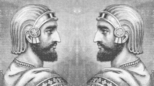Ask An Iranian - Persians vs. Iranians... who wins? - Picture of Cyrus the Great vs. Cyrus the Great