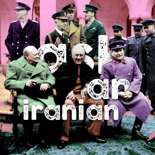 Ask An Iranian Episode 53 Why do Iranians think we're better than them?