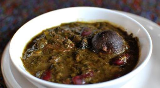 Learn to cook Ghormeh Sabzi at My Perisan Kitchen.
