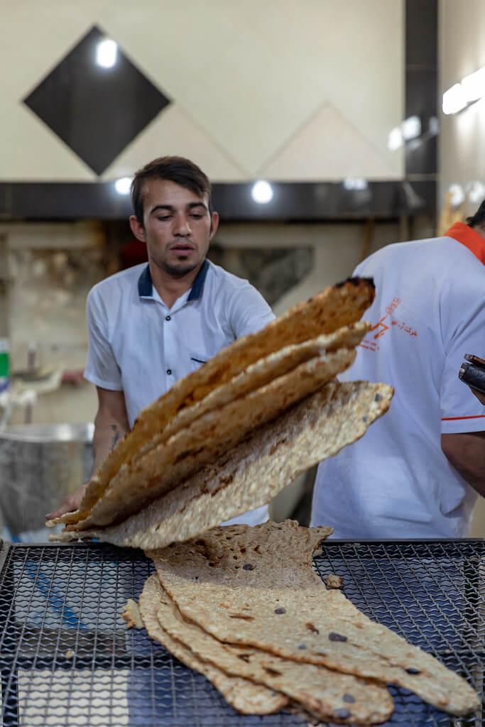 Iranian Sangak Bread, Ask An Iranian